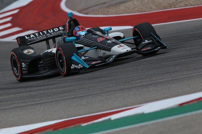 Estreia de Austin na IndyCar tem vitória de Colton Herta