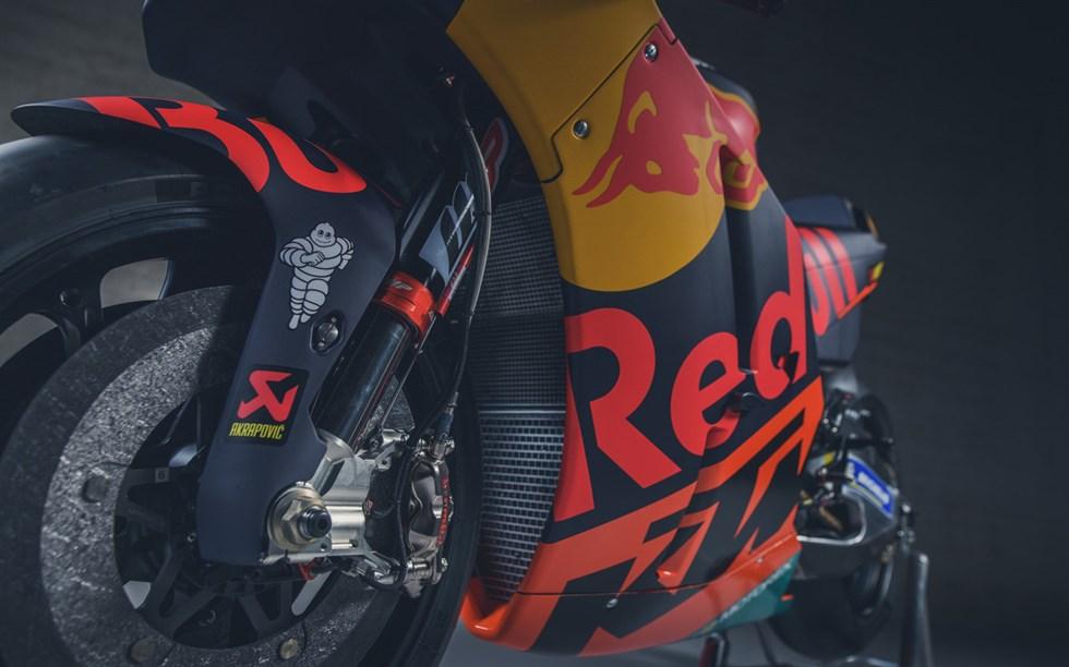 KTM vem para a MotoGP 2019 com presença em dobro
