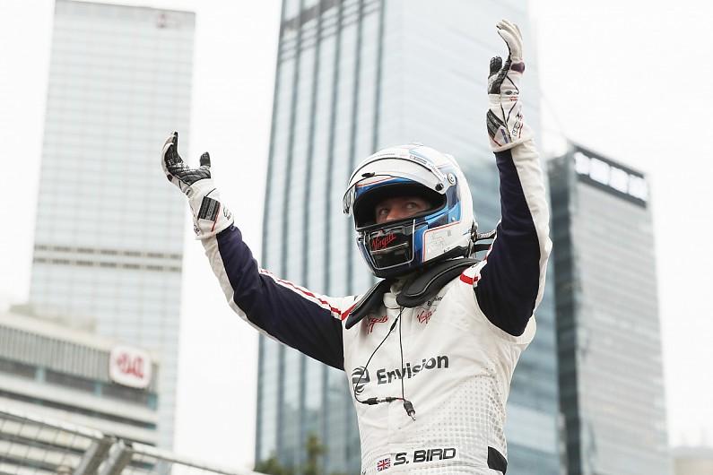 Sam Bird vence o ePrix de Hong Kong