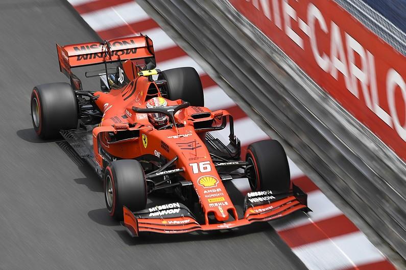 Treinos Livres de Mônaco - Leclerc lidera TL3
