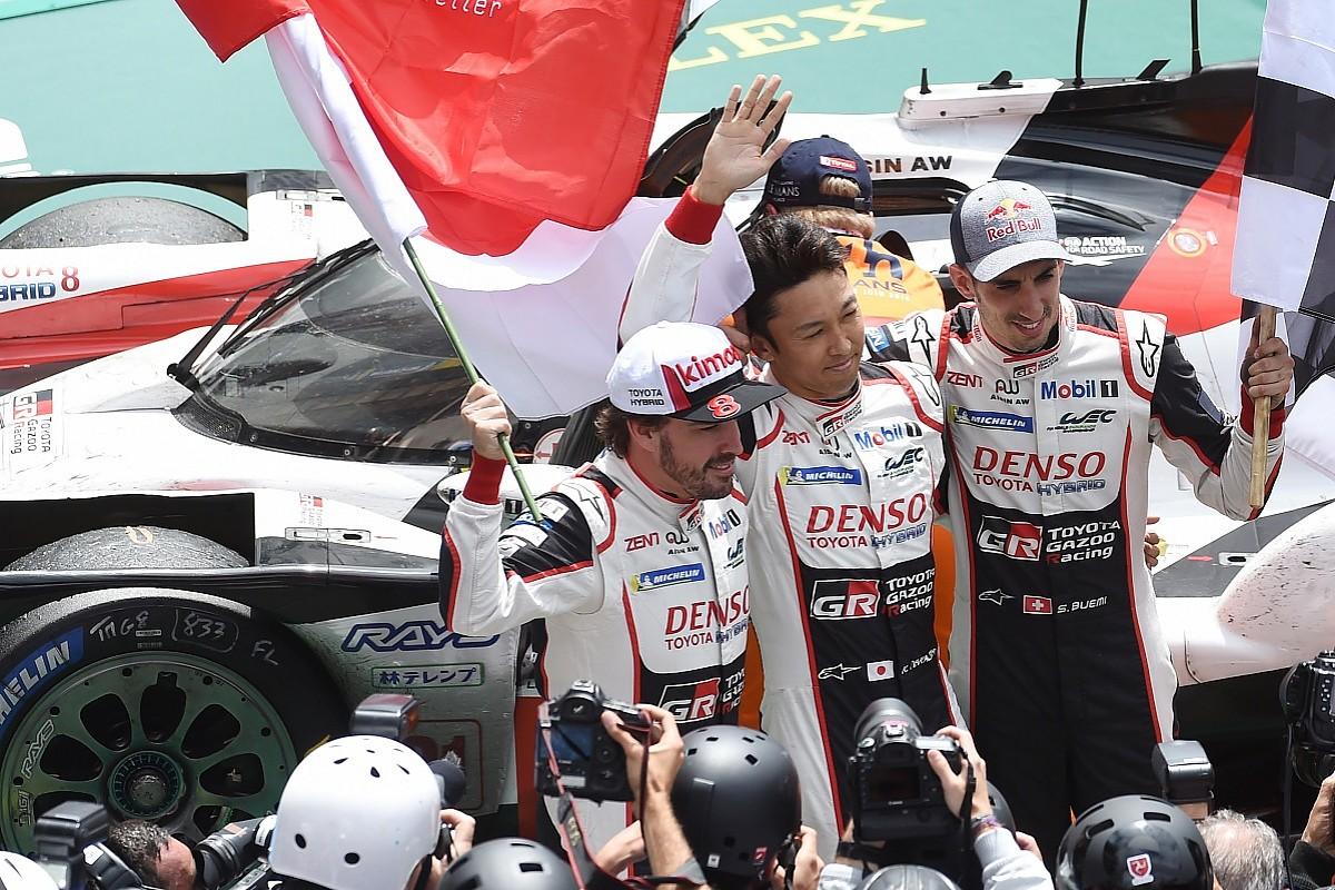 Alonso, Nakajima e Buemi vencem a 24 Horas de Le Mans