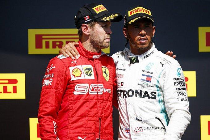 Com Vettel punido, Hamilton herda vitória no Canadá