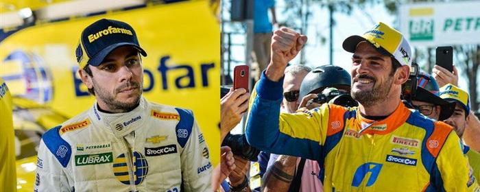 Thiago e Maurício vencem na Stock Car em Londrina