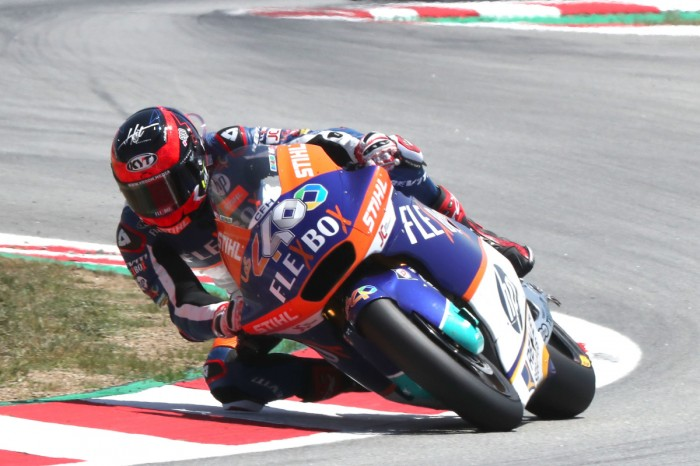 Moto2: Augusto Fernandez tem vitória inédita