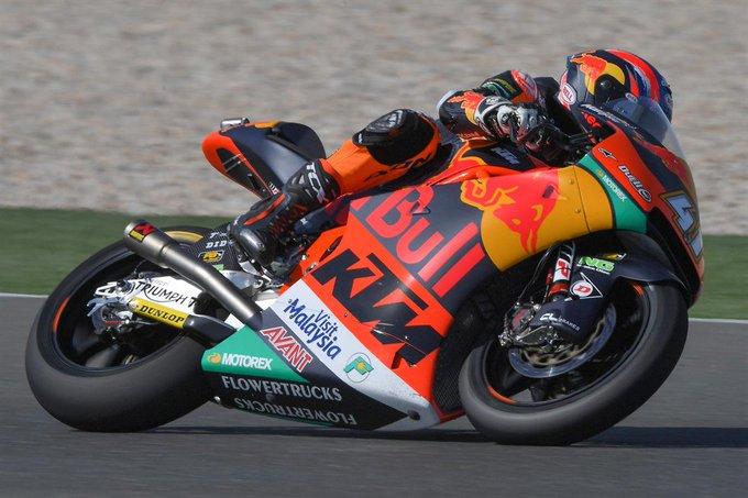 Moto2: Binder dá a KTM uma vitória inédita