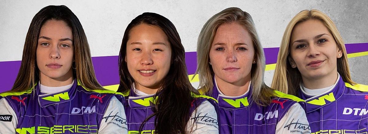 W Series: Segunda vitória de Chadwick na série feminina