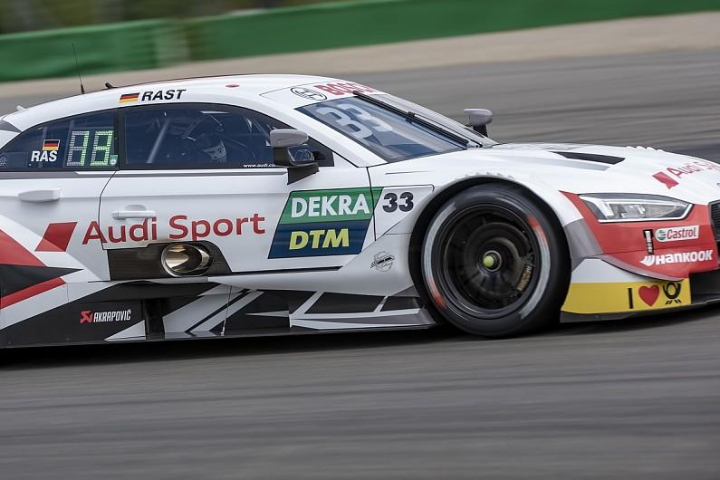 DTM Brands Hatch: Rast vence a prova #2