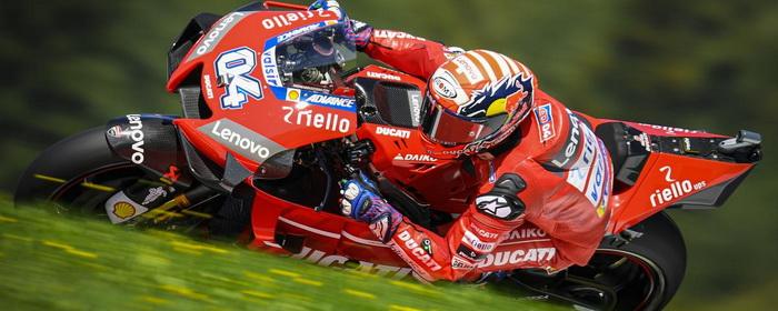MotoGP Áustria: Dovizioso vence de forma sensacional