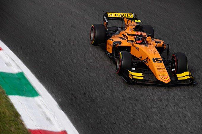 F2 em Monza: Matsushita e Aitken vencem as provas
