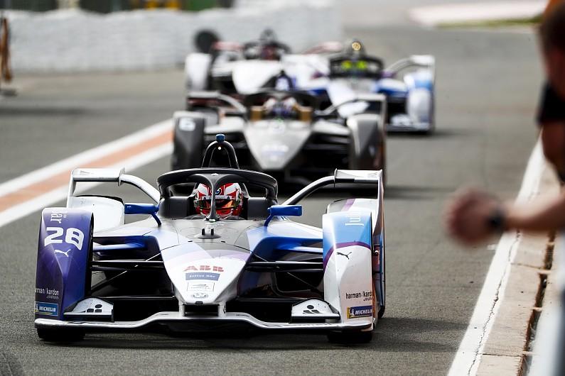 F-E: Testes terminam com a BMW na liderança