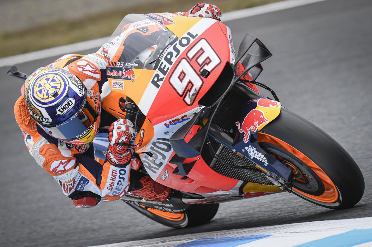 MotoGP Japão: Marquez vence de ponta a ponta