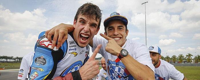 Alex Marquez assina com a Honda para a MotoGP 2020