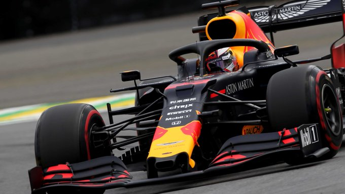 GP do Brasil: Verstappen vence corrida extraordinária