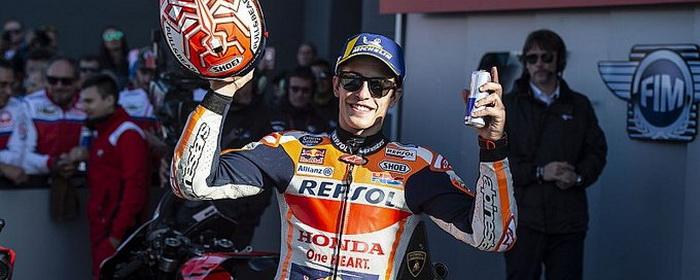 MotoGP em Valência: Marquez vence na despedida de Lorenzo